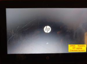 Computer Repairs Pakenham - Cracked Screen